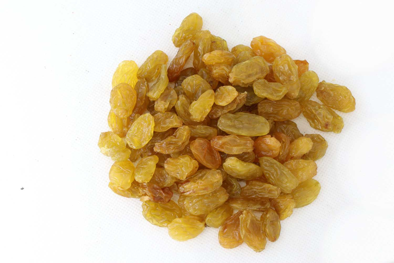 Raisins Golden Jumbo