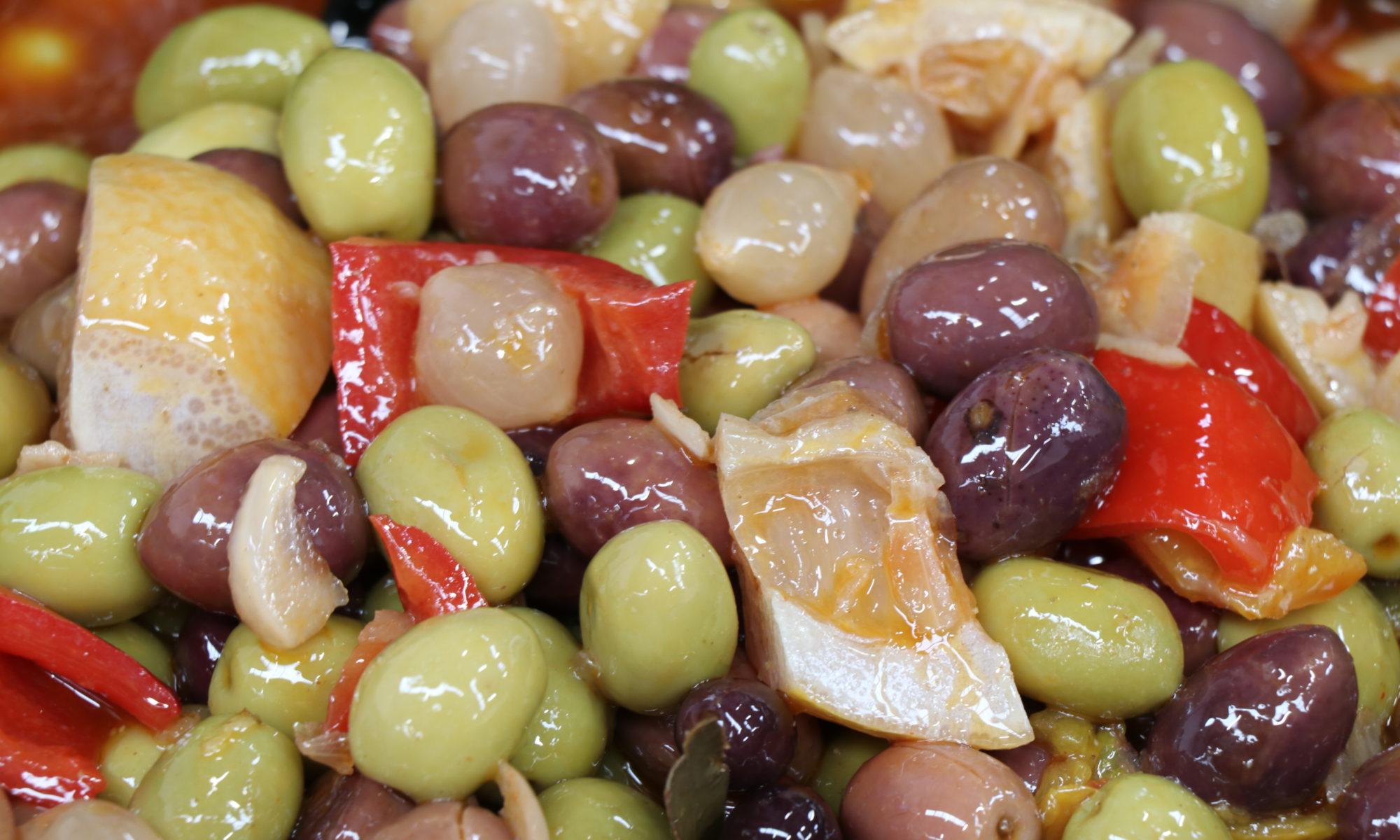 Olive Romaine