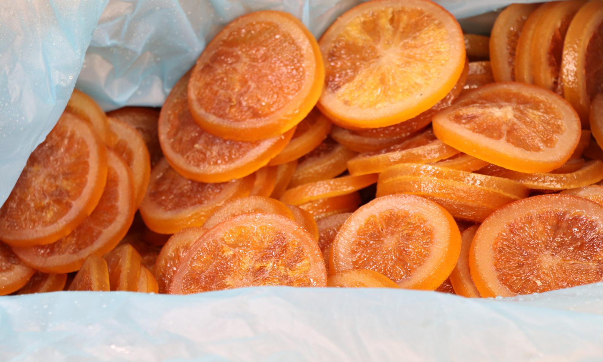 Orange tranche